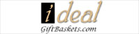Visit IdealGiftBaskets.com for elegant gift baskets for all occasions!